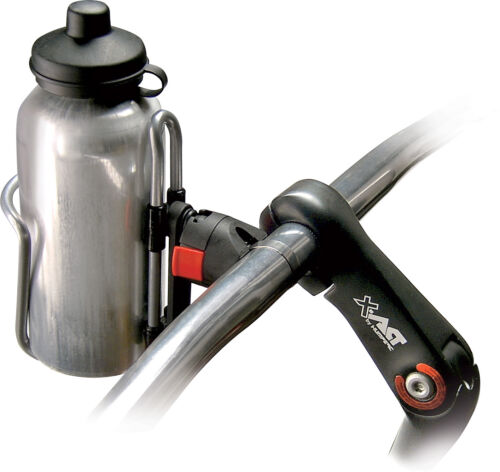 Rixen & Kaul Bottleklick with AM803 Adaptor for Bike Cycle Bicycle Cycling
