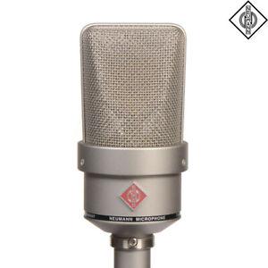 Neumann TLM 103 Large-Diaphragm Condenser Microphone Nickel l Authorized Dealer