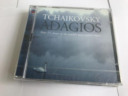 1 of 1 - Pyotr Il'yich Tchaikovsky - Tchaikovsky Adagios (2009) NEW SEALED