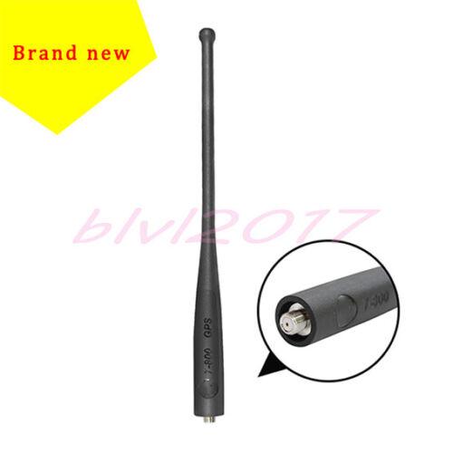 10x UHF whip Antenna for motorola Portable Radios 5.2 Inch SMA 400-520 MHz