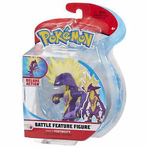 Pokemon Kampf Feature Figure Pack (4.5-Inch Maßstab) - Toxtricity Brandneu
