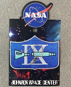 NASA-GEMINI-9-MISSION-PATCH-Official-Authentic-SPACE-4-034-USA