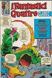 I-FANTASTICI-QUATTRO-CLASSIC-n-1-Marvel-Italia