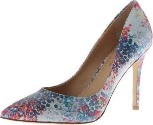 Charles David Pak Pump, Blossom Blossom Blossom Print Smooth (Kvinnor)  billigaste