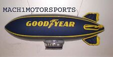 """NEW GOODYEAR Inflatable BLIMP 33"""" NIP Display with Scalextric SCX Revell LIONEL"""