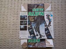 "Original 1979 MPC ""ALIEN"" Plastic Model Kit; Box Top ONLY! Very unique & rare!"