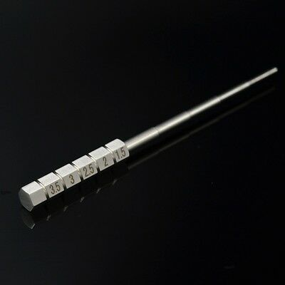 Micro Coil Jig DIY Stepper Builders Tool 1.5-3.5mm  US SELLERINSTOCK