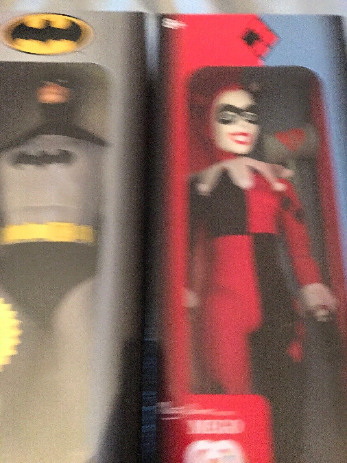 Mego Wonder Woman Batman Harley Quinn Quinn Quinn General Zod  Brand New Set  14dbb5