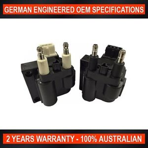 Set-of-2-Ignition-Coil-for-Volvo-S40-V40-MG-TF-ZR-1-8L-1-9L-ref-IGC228-IGC237