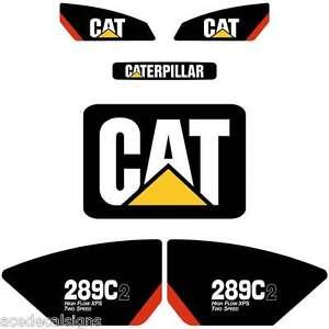 247C2-246C2-272C2-289C2-299C2-Decals-Stickers-Kit-Skid-loader