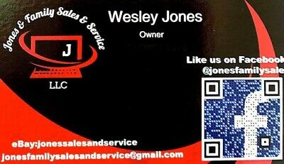Jones Family Sales LLC