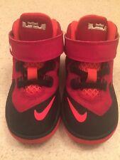 85aaf348232 item 3 Nike Lebron Soldier 8 VIII Black White Bright Crimson Red 653647-009  Size 6C -Nike Lebron Soldier 8 VIII Black White Bright Crimson Red  653647-009 ...