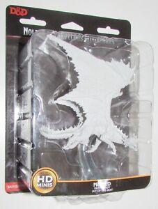 YOUNG BRONZE DRAGON Nolzur's Marvelous Miniatures Unpainted D&D Dungeons Dragons