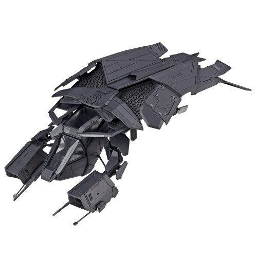 Sci-Fi Revoltech Batman The Bat Airplane Articulated Action Figure