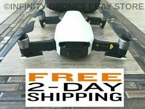 DJI Mavic Air - Arctic White Drone - Replacement Body Only! From COMBO 4K Camera