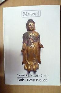 MASSOL S.V.V. 2013-Paris- Hotel Drouot~ ART DE LA CHINE & DU JAPON