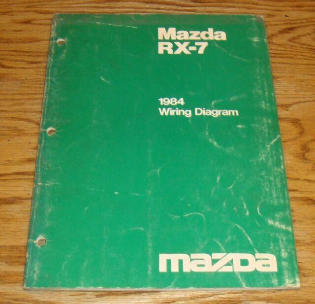 Original 1984 Mazda Rx