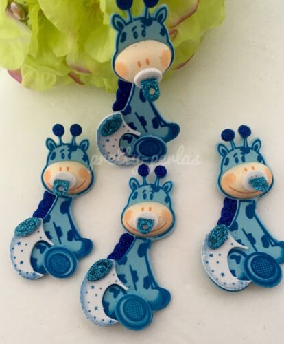 10-Baby Shower Party Table Decoration Safari Foam Giraffe Favors Centerpiece DIY