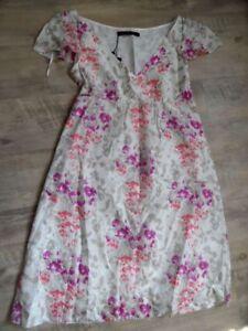 New vestito 180 di Np bianco seta 34 gr Bi817 bellissimo colorato Set 5RqFCx8wq