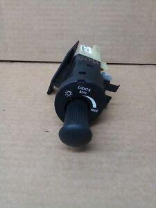 Image Is Loading 2002 Buick Century Dash Headlight Headlamp Switch Control