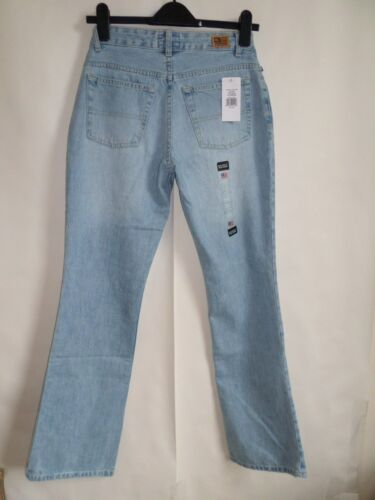 Bleu Taille 10 Polo Boot Nouveau Jeans Leg Washed 28 8 33 Ralph Lauren Uk xw6wPgqC