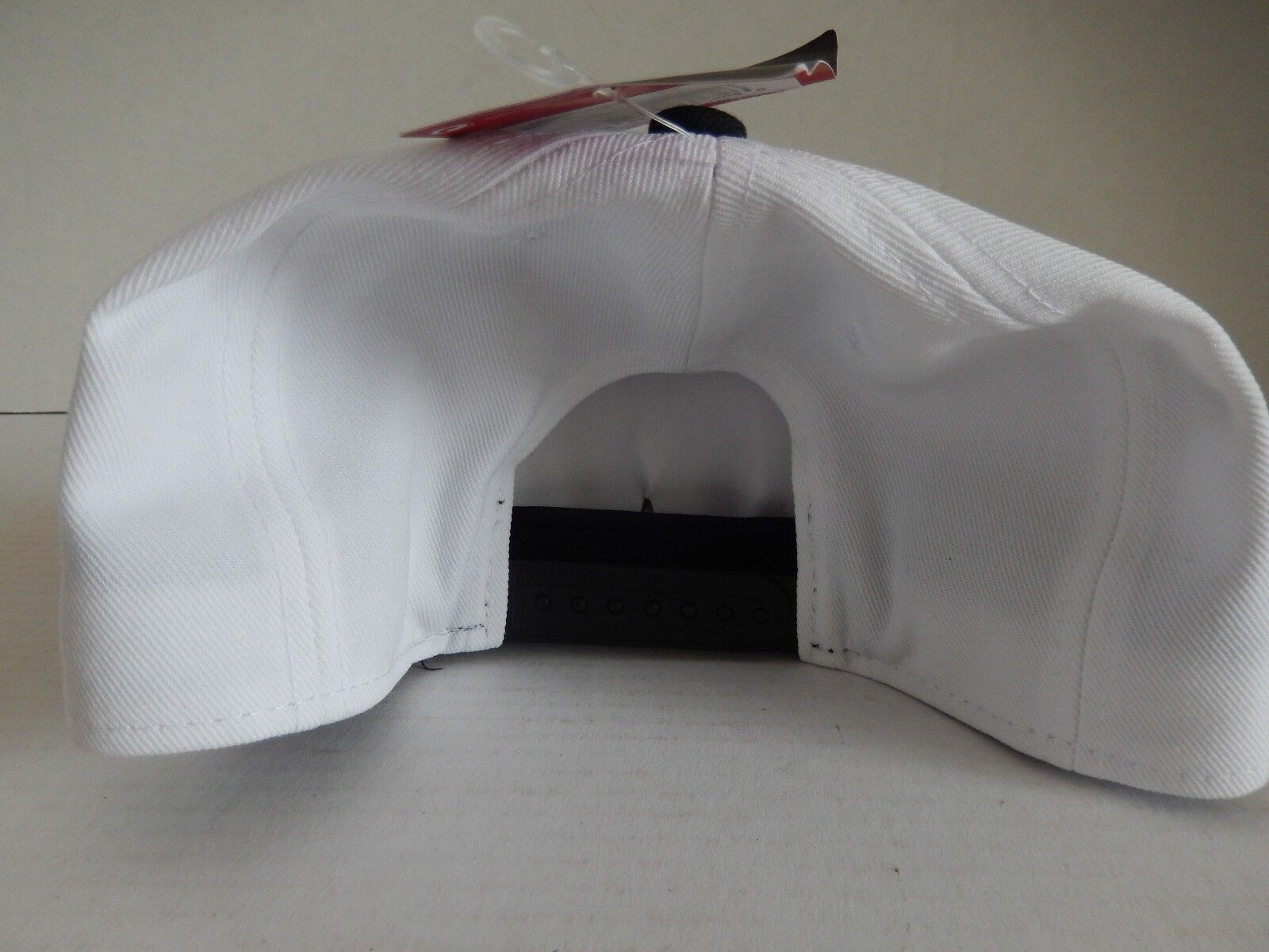 bf1491f632b6 Nike Gennady GGG Golovkin Jordan BRAND Hat White Black Red Aq9329 ...