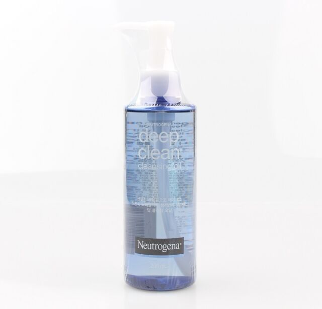 Neutrogena Deep Clean Cleansing Oil 200ml Brand New Free Shipping