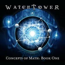 WATCHTOWER- Concepts Of Math:Book One (NEW*US TECH/THRASH/PROG METAL KILLER)