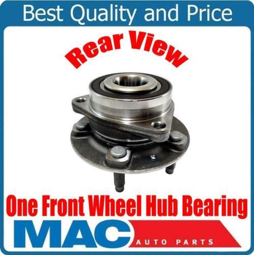 ONE 100/% Brand New FRONT Wheel Hub Bearing for 16-18 Chevrolet Malibu 13507016
