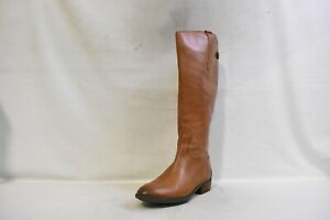 Sam-Edelman-Penny-2-Women-039-s-Leather-Riding-Boots-SZ-8-5-W-Wide-Calf