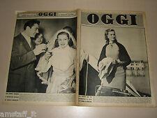 OGGI=1951/49=POLESINE ALLUVIONE=ADOLFO CONSOLINI=UGO OJETTI=DONNE SPORTIVE FOTO=