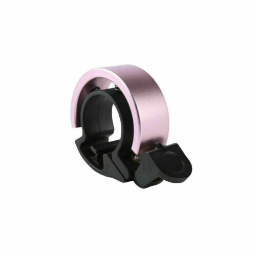 Bicycle Bell Aluminum Alloy Bike Bell MTB Alarm Ring Built in Cable-Clip Q Ring