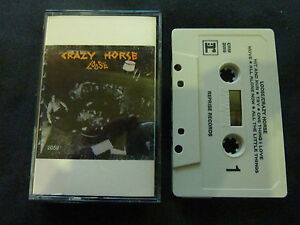 CRAZY-HORSE-LOOSE-ULTRA-RARE-CASSETTE-TAPE-NEIL-YOUNG