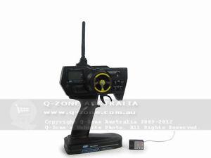 HL-HENGLONG-LCD-2-4G-3CH-Gun-Remote-Transmitter-Receiver-Set