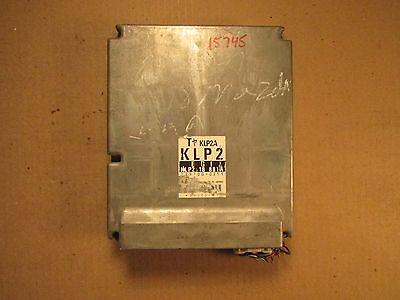 1999 Mazda Millenia ecm ecu computer KLP2 18 881D
