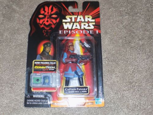 Star Wars Episode 1 Capitaine Panaka Action Figure