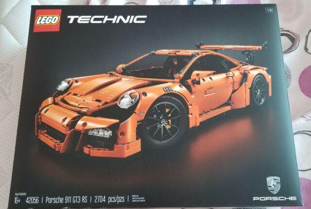 NEW LEGO Technic Porsche 911 GT3 RS (42056) Lego Factory Sealed Set