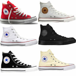 Converse-Genuine-HI-All-Star-CT-AS-Core-Canvas-Shoes-Mens-Womens-Sneakers