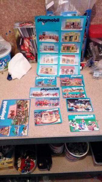 Brillant Catalogue Playmobil Vintage