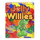 Jelly Willies Adult Naughty Hen Stag Night Party Fun Sweets 150g