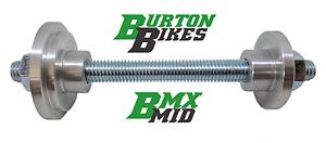 Burton Bikes Bmx Mid 19mm 22mm Meccanismo Centrale Attrezzo, Cuscinetti