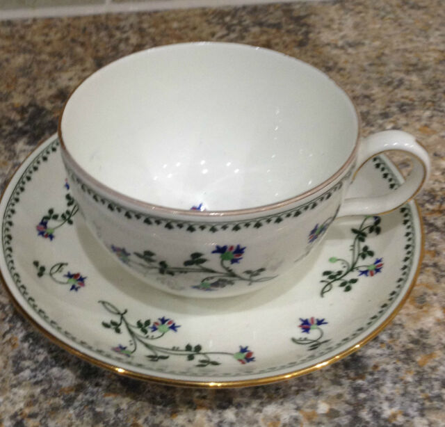 AYNSLEY CUP AND SAUCER MANY AVAILABLE