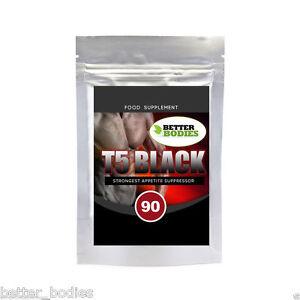 T5-t8-Nero-Extra-Forte-Brucia-Grassi-Pillole-Bruciatori-Di-Grasso-Perdita-Di-Peso-Dimagrante