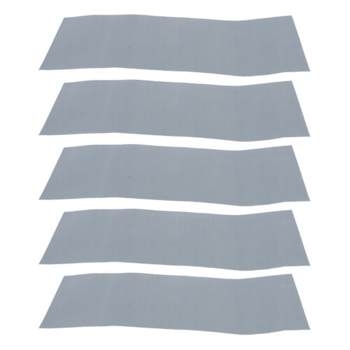5 Stück Markisenzelt Reparaturband Plane Canvas Canopy Waterproof Stick Patch