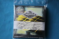 Black Diamond Silverplated Acoustic/acoustic Electric X-light Strings, N754xl
