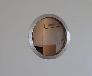 Original Türbullauge 40 Cm Acier Inoxydable Porte De Chambre Hublot Rundfenster Design Élégant-afficher Le Titre D'origine