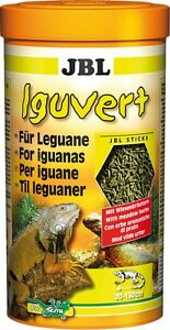 JBL Iguvert 1l-Iguana Food Sticks @ PREZZO D'AFFARE!!! 							 							</span>