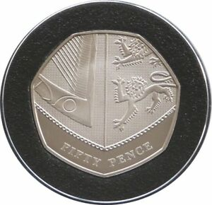 2009-British-Royal-Shield-of-Arms-50p-Fifty-Pence-Proof-Coin