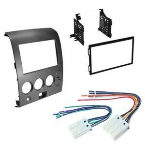 details about car stereo dash kit wire harness fits nissan titan armada 2004 2007 Wire Harness For 2004 Nissan Titan radio wiring harness for 2005 nissan