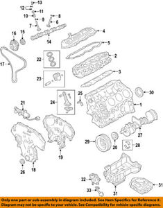 NISSAN OEM 05-12 Pathfinder-Engine Timing Chain 13028ZS00A | eBayeBay